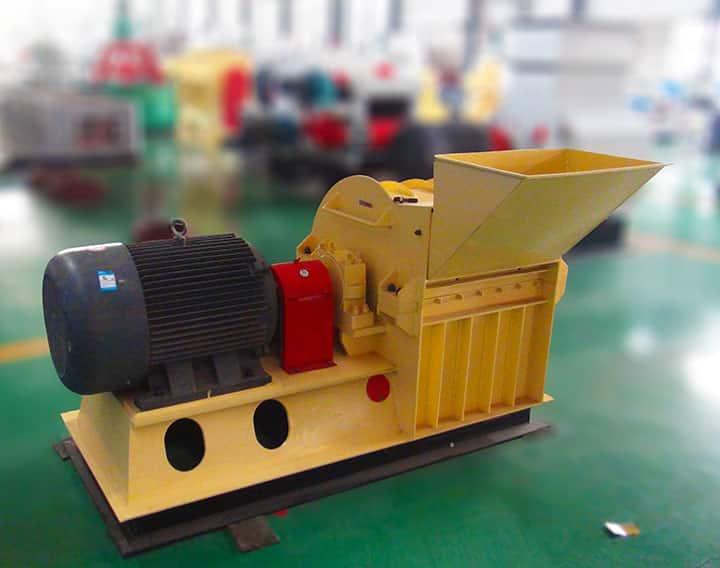 Straw/Pvc hammer mill