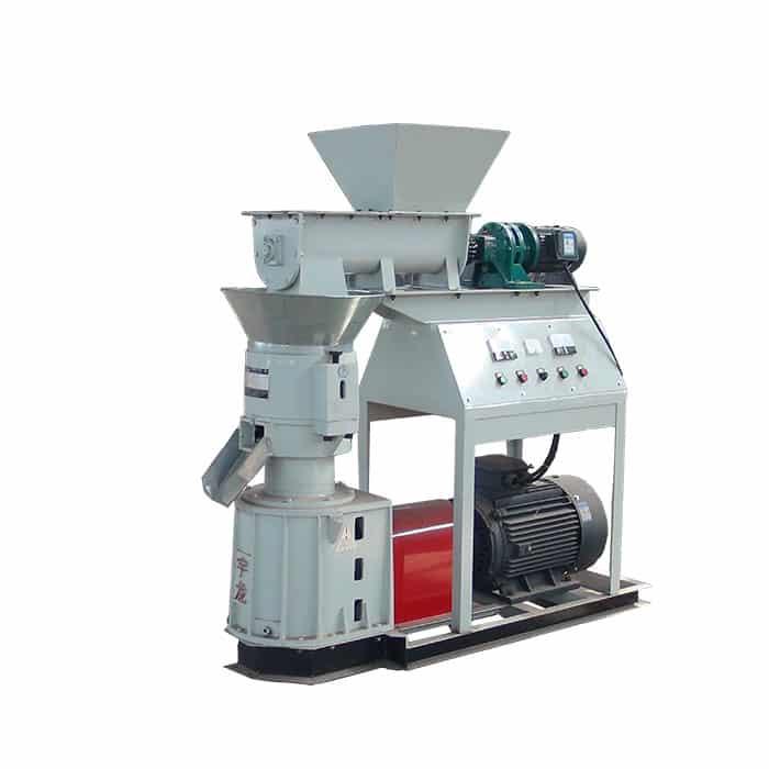 Biomass hammer mill